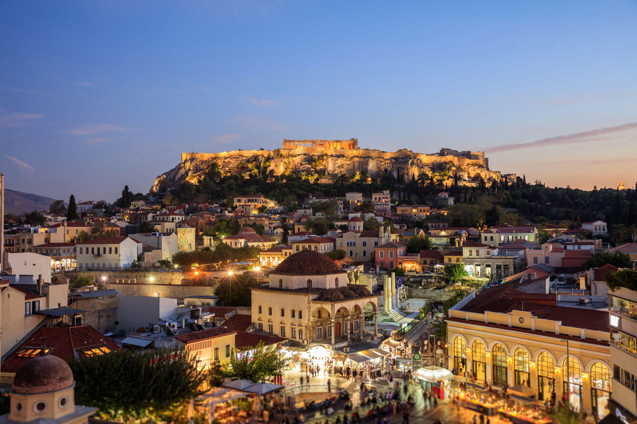 Athens tours by local experts