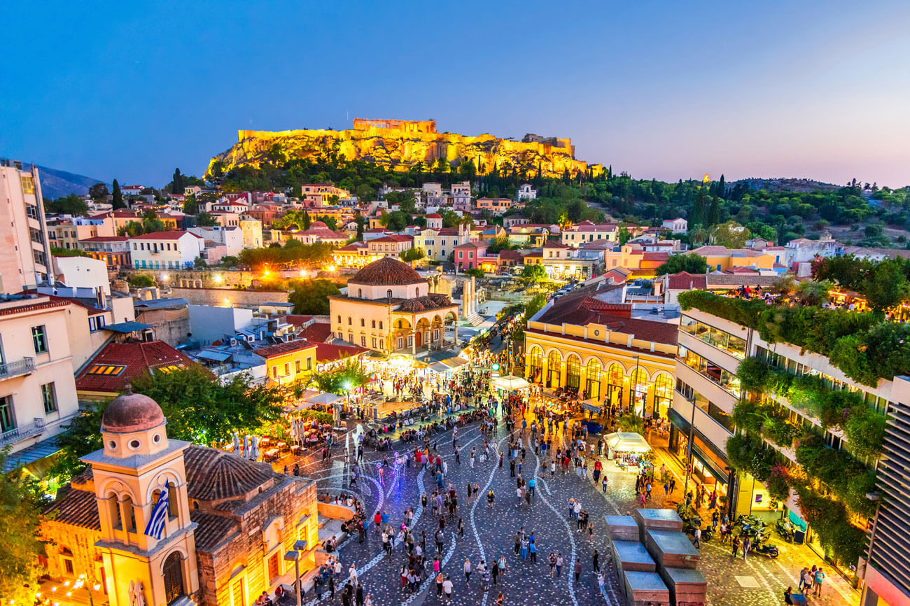 Athens tours by locals