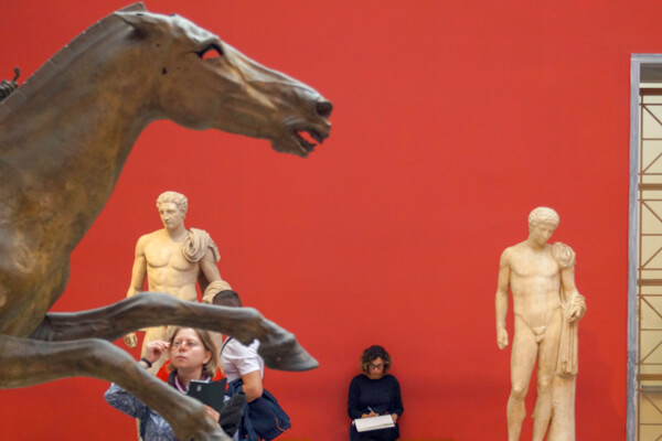 Athens National Archaeological Museum tour