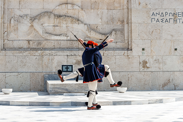 Athens Greece travel Syntagma 1