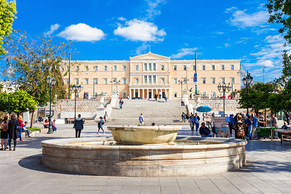 Athens Greece travel local 12
