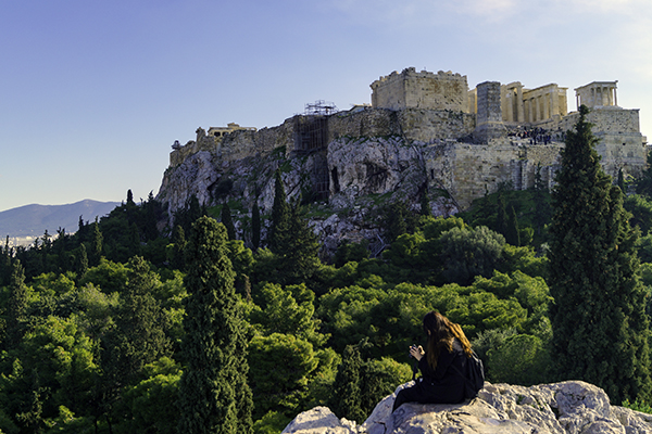 Athens Greece travel local Acropolis 6