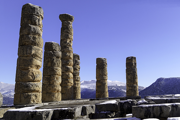 Athens Greece travel local Delphi 3