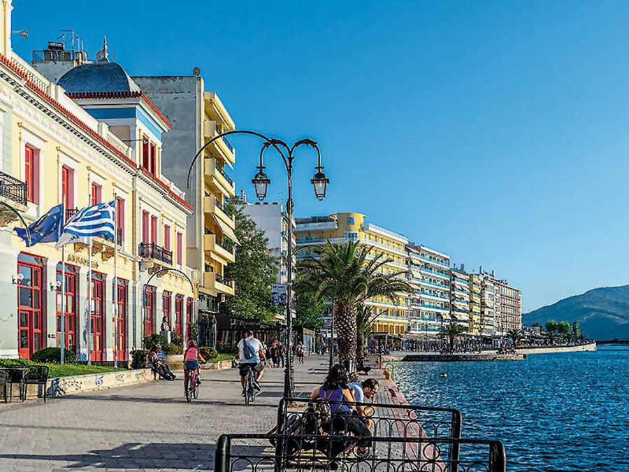 Chalkida, day trip from Athens