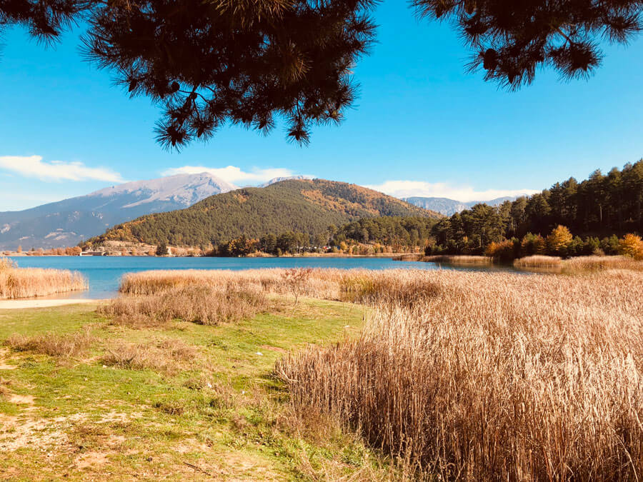 Lake Doxa, day trip from Athens