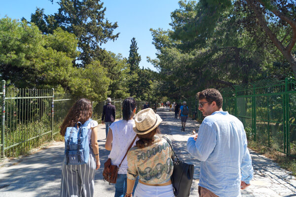 LGBTQ Athens walking tour