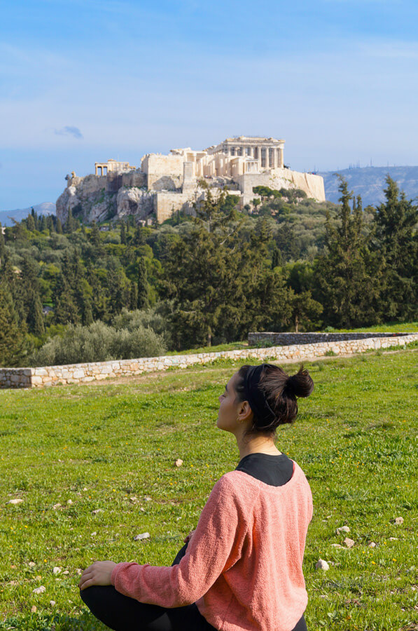 Athens meditation local experience