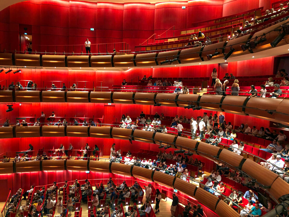 National Opera of Greece in SNFCC